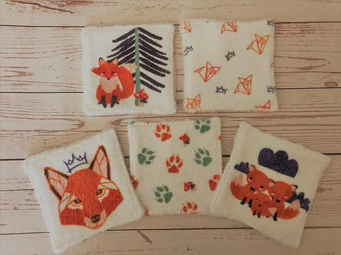 Collection fox
