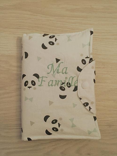 Album photo panda