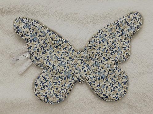 Doudou papillon
