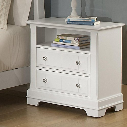 Vaughan Bassett - Cottage Collection Commode/Nightstand