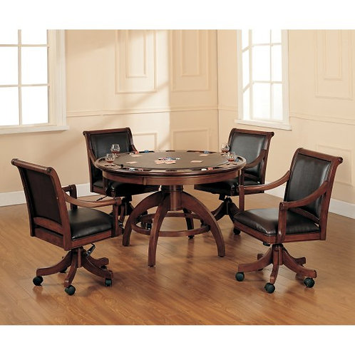 Hillsdale - Palm Springs 5 Piece Game Table Set