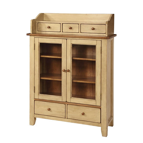 Tennessee Enterprises - Quinton Collection Display Cabinet