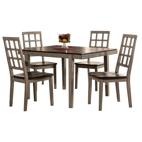 Hillsdale - Garden Park 5 Piece Dining Set