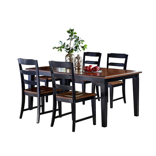 Hillsdale - Avalon Dining Collection Cherry Wood Dining Set