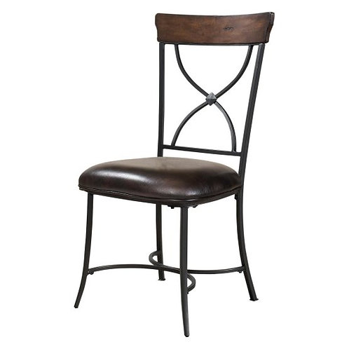 Hillsdale - Cameron Dining Collection X-Back Dining Chairs (Set of 2)