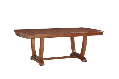 Tennessee Enterprises - Cambridge Collection Dining Table