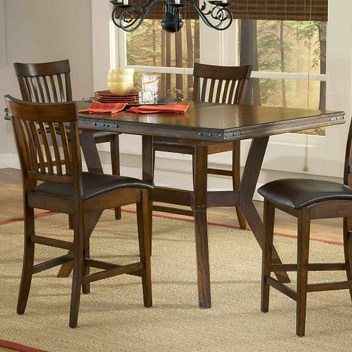 Hillsdale - Arbor Hill Dining Collection Extension Gathering Dining Table