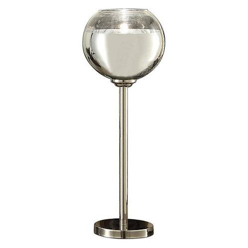 Sleek Round Shade Table Lamp
