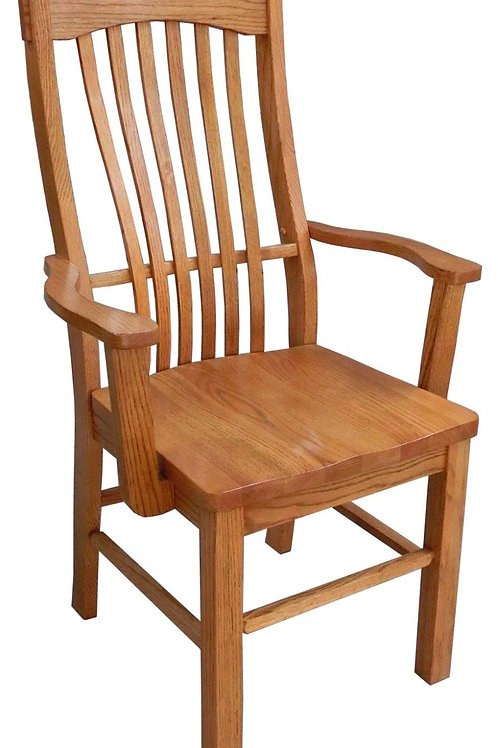 Tennessee Enterprises - Portland Collection Arm Chair