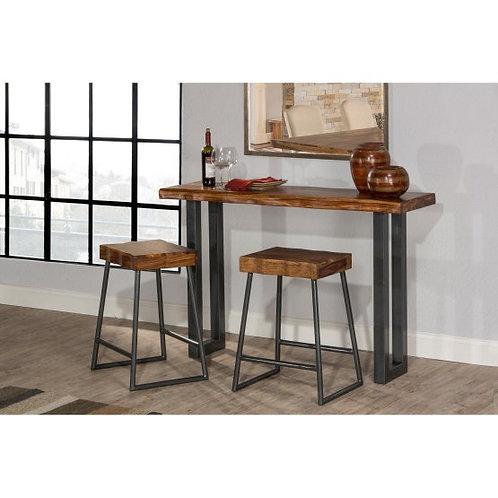 Hillsdale - Emerson Sofa Table/Pub Table Set