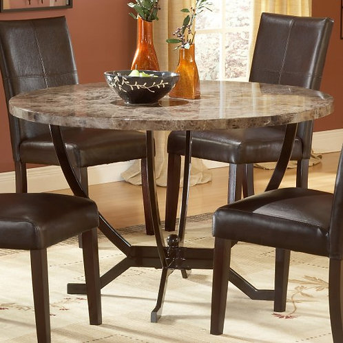 Hillsdale - Monaco Dining Collection Round Dining Table