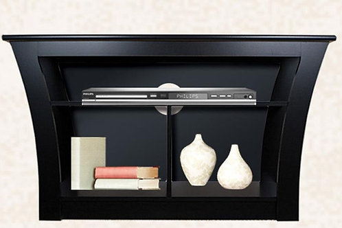 Perdue #1440 Solid Black TV Stand