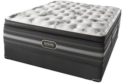 Simmons Beautyrest Black Sonya Luxury Firm Pillow Top Mattress