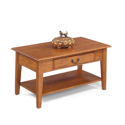 Oak Rectangular Coffee Table