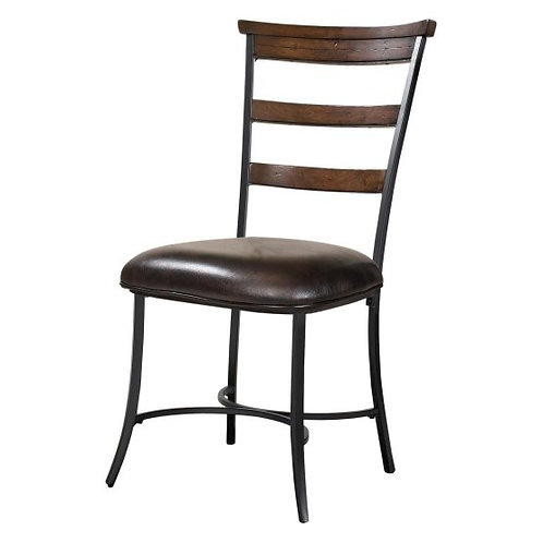 Hillsdale - Cameron Dining Collection Ladder Back Dining Chairs (Set of 2)