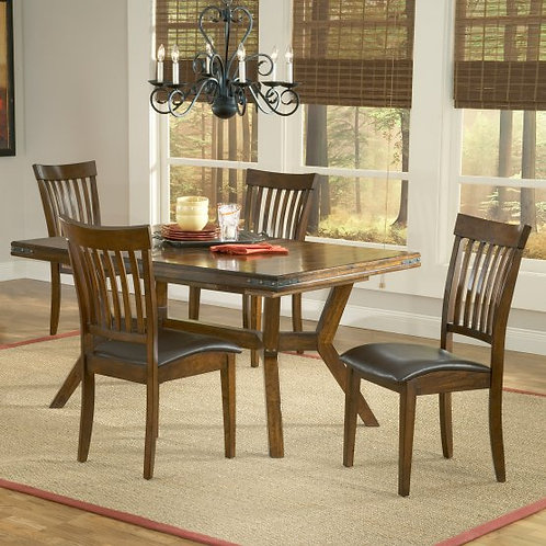 Hillsdale - Arbor Hill Dining Collection 5 Piece Dining Set