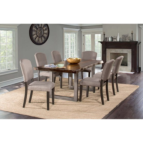 Hillsdale - Emerson 7 Piece Rectangle Dining Set