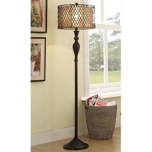Polyresin Floor Lamp