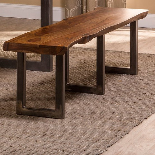 Hillsdale - Emerson Dining Collection Wood Bench