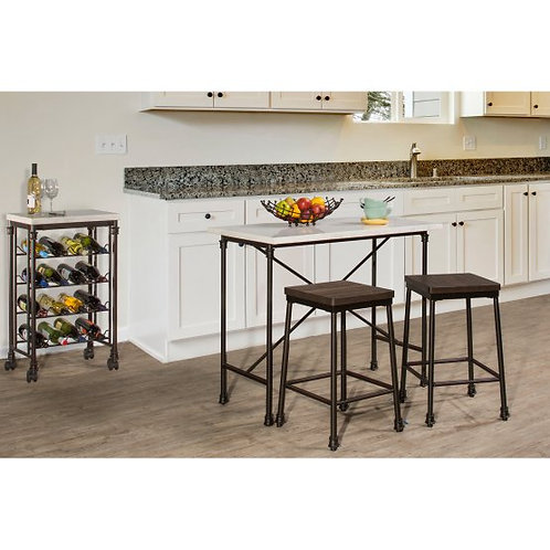 Hillsdale - Castille Collection Counter Table