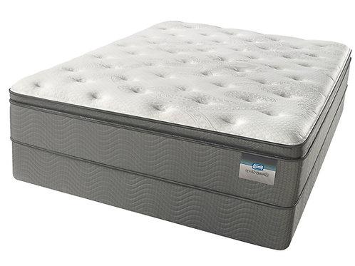 Simmons BeautySleep Keyes Peak Luxury Firm Pillow Top Mattress