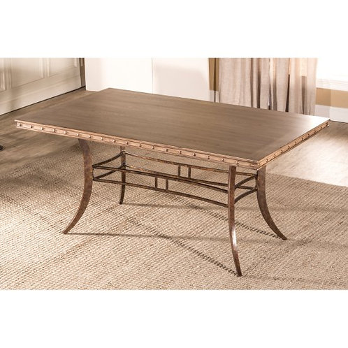 Hillsdale - Emmons Dining Collection Rectangle Dining Table