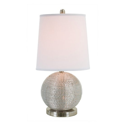 Shimmery Table Lamp