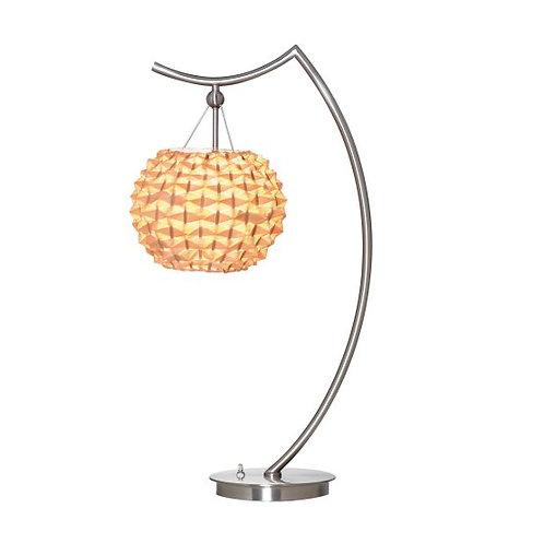 Bamboo Shade Table Lamp