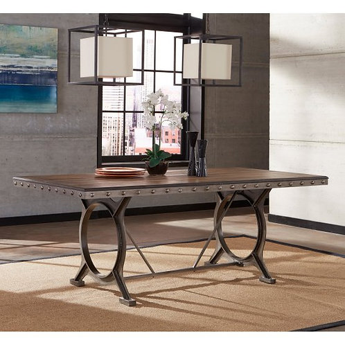 Hillsdale - Paddock Dining Collection Rectangle Dining Table