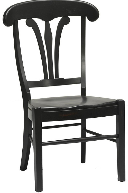 Tennessee Enterprises - St. Michael Collection Napolean Style Side Chair