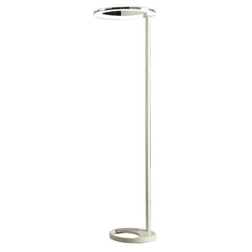 Clear Acrylic Shade Floor Lamp