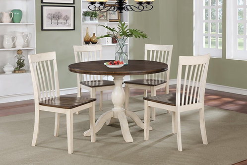 Tennessee Enterprises - Smart Buy Collection Smart Buy Pedestal Table