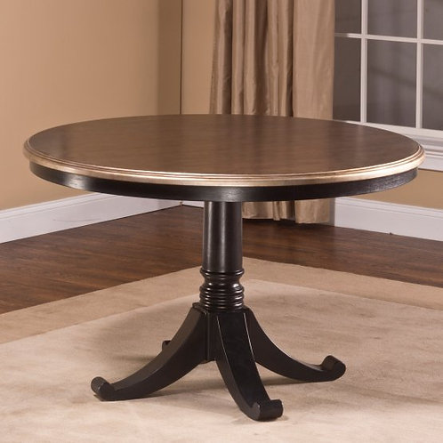 Hillsdale - Bennington Dining Collection Pedestal Dining Table