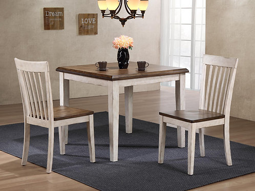 Tennessee Enterprises - Smart Buy Collection Fixed Top Leg Table
