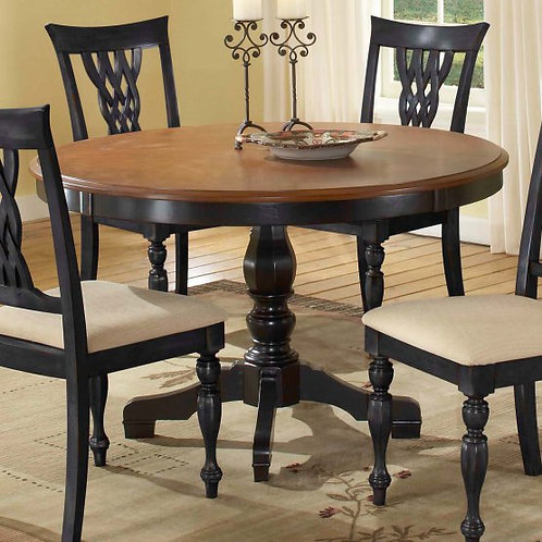 Hillsdale - Embassy Dining Collection Round Pedestal Table