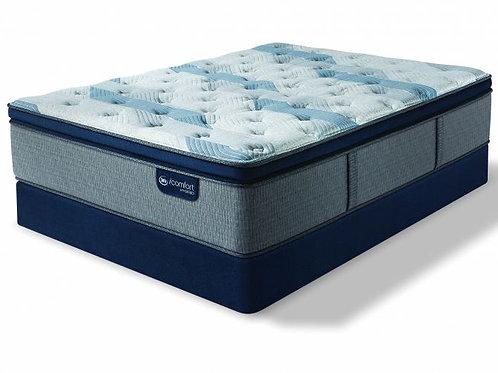 Serta iComfort Hybrid Blue Fusion 300 Plush Pillow Top Mattress