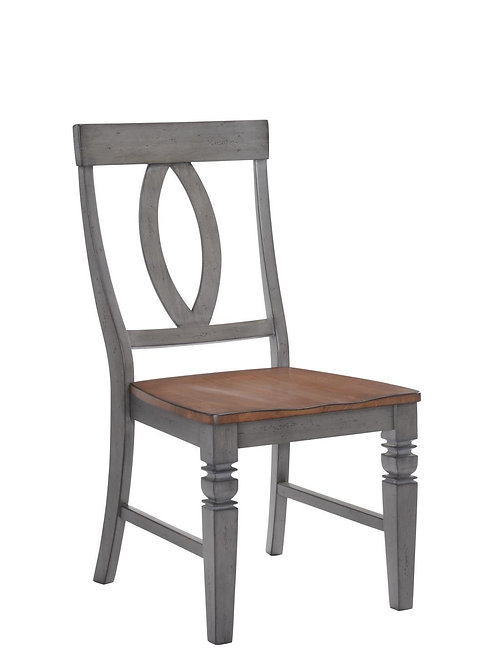 Tennessee Enterprises - St. Pete Collection Side Chair