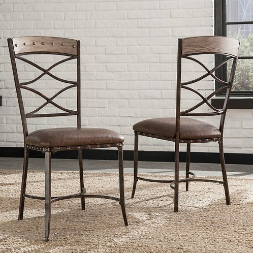Hillsdale - Emmons Dining Collection Dining Chair (Set of 2)