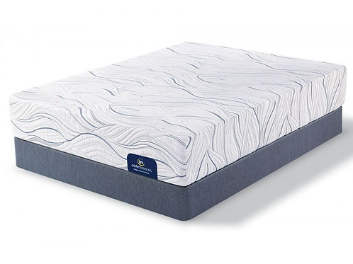 Serta Perfect Sleeper Foam Carriage Hill Plush Mattress