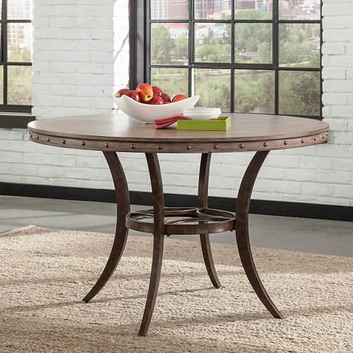 Hillsdale - Emmons Dining Collection Round Dining Table