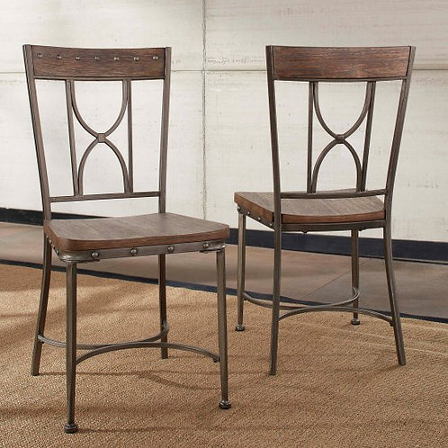 Hillsdale - Paddock Dining Collection Dining Chair (Set of 2)