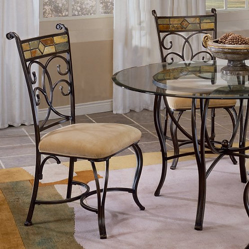 Hillsdale - Pompei Dining Collection Dining Chair (Set of 2)