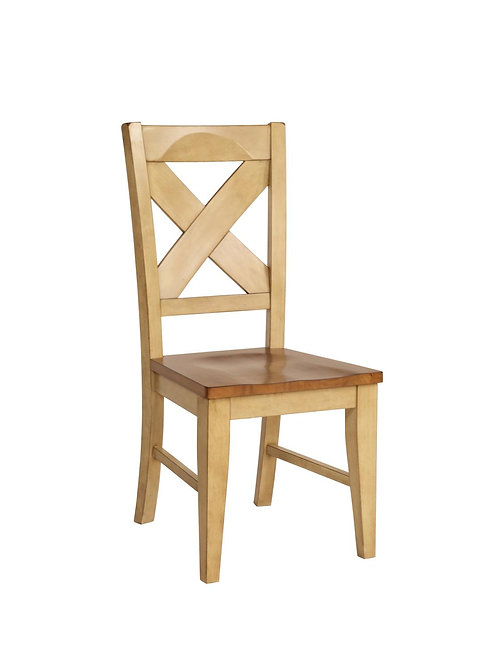Tennessee Enterprises - Quinton Collection X Back Side Chair