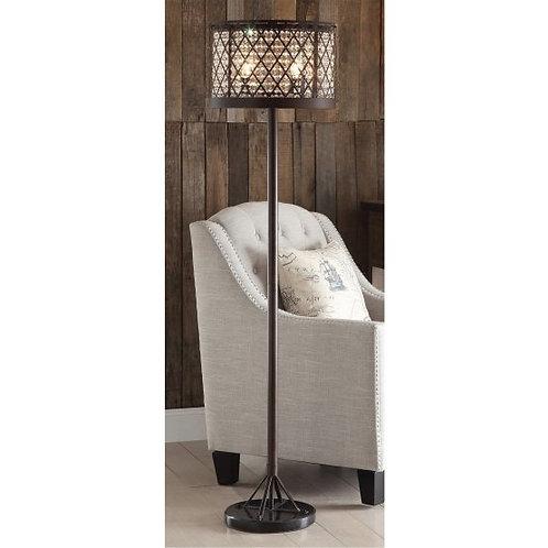 Sleep-Lined Floor Lamp