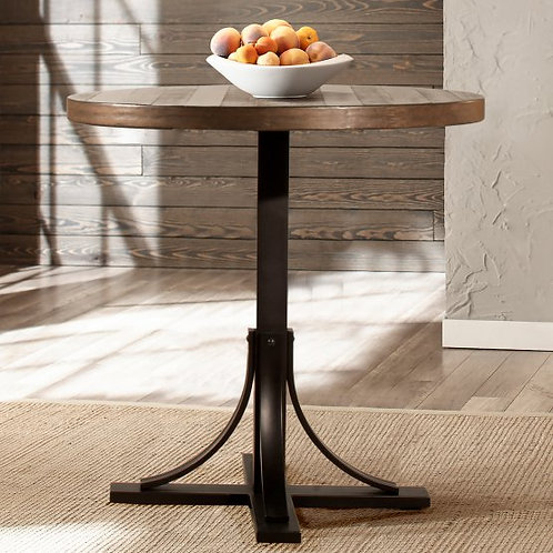 Hillsdale - Jennings Dining Collection Round Counter Height Dining Table