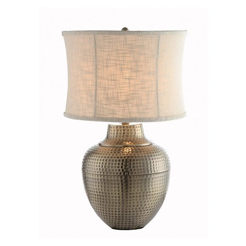 Hammered Texture Table Lamp