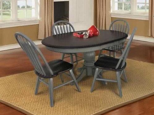 Tennessee Enterprises - St. Helen Collection Pedestal Table