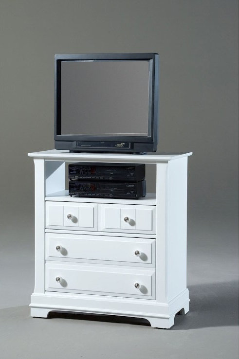 Vaughan Bassett - Cottage Collection Media Cabinet