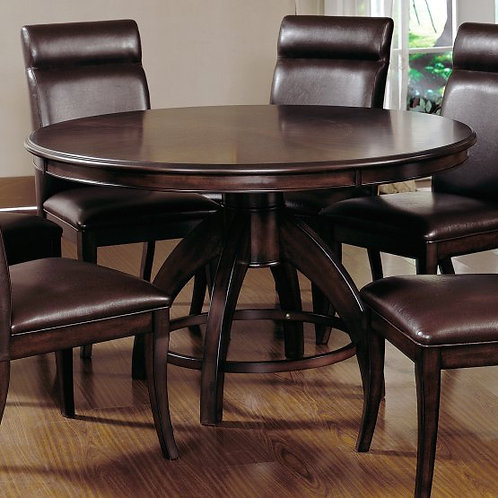 Hillsdale - Nottingham Dining Collection Round Pedestal Dining Table
