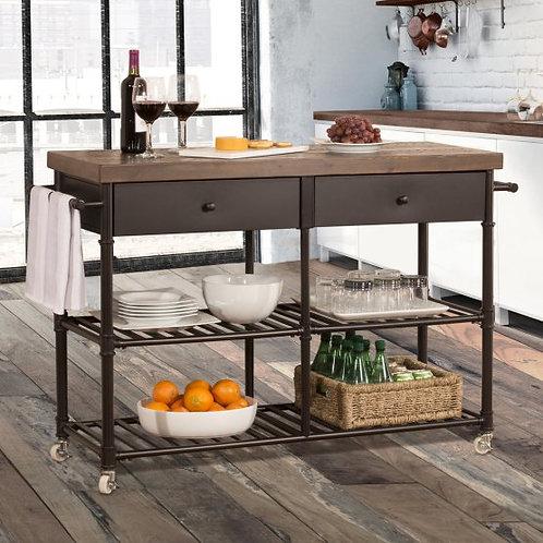 Hillsdale - Casselberry Kitchen Cart